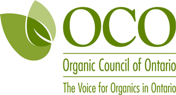Thank You For Your Contribution To The Organic Council Of Ontario