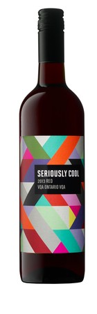 2013 Seriously Cool Red/750ml