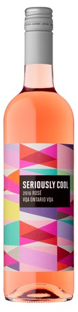 2016 Seriously Cool Rosé/750ml Image