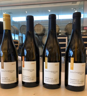 Exploring the Chardonnays of Southbrook Winery